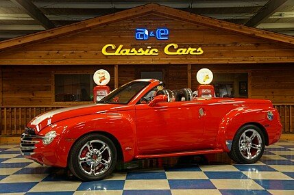 2003 Chevrolet SSR for sale 100748986