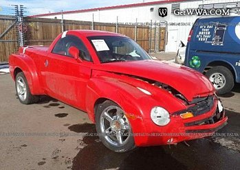 2003 Chevrolet SSR for sale 100751403