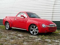 2003 Chevrolet SSR for sale 100761036