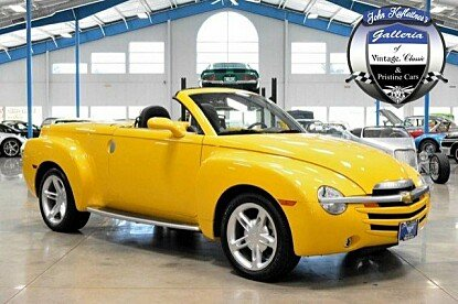 2003 Chevrolet SSR for sale 100773576
