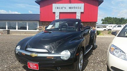 2003 Chevrolet SSR for sale 100817385