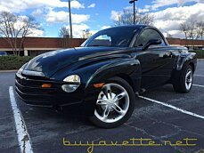 2003 Chevrolet SSR for sale 100845574