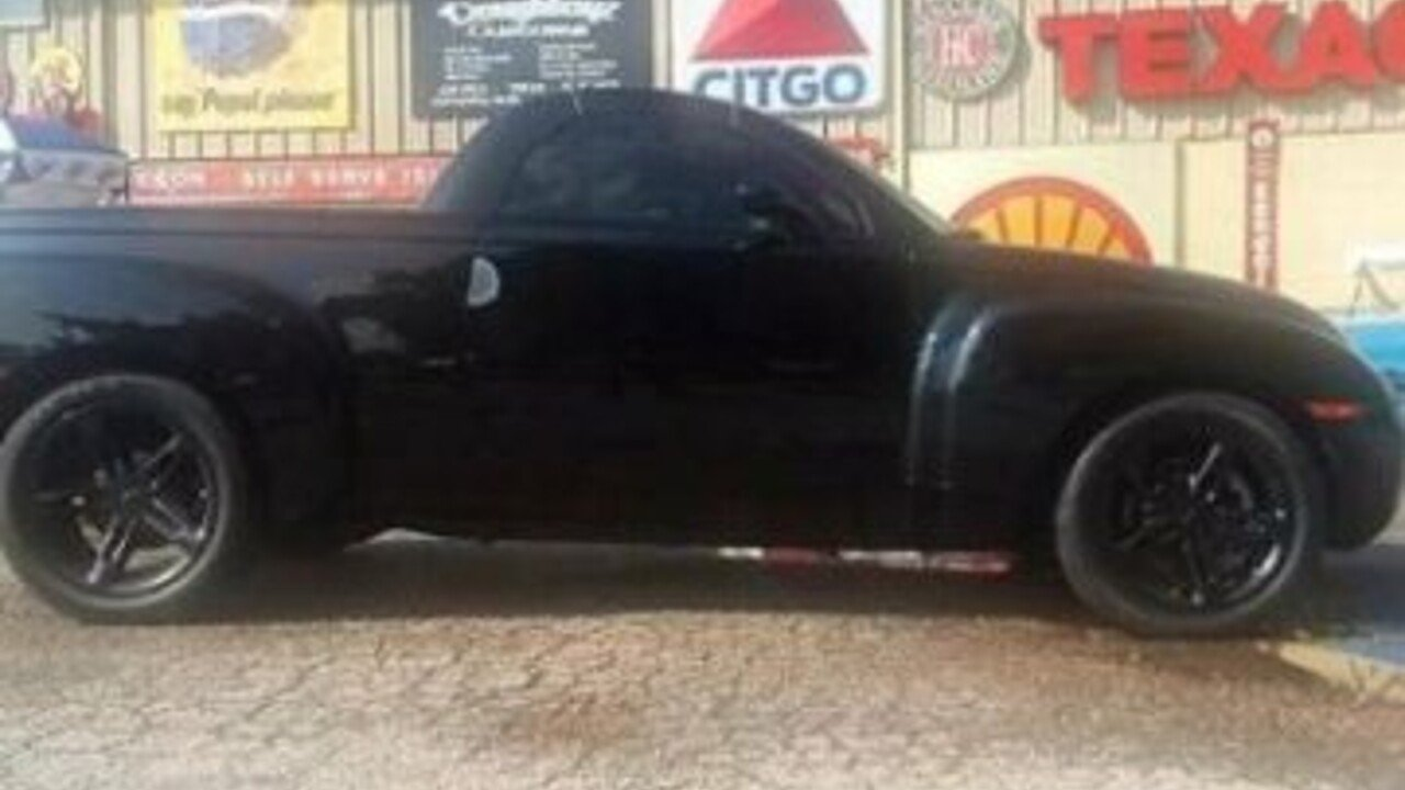 2003 Chevrolet SSR for sale 100905223
