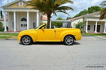 2003 Chevrolet SSR for sale 100989515