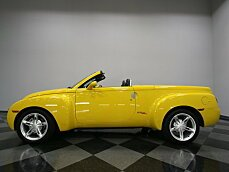 2003 Chevrolet SSR for sale 100837172