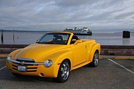 2003 Chevrolet SSR for sale 100910548