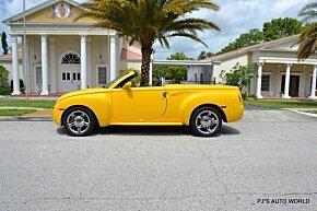 2003 Chevrolet SSR for sale 100989515