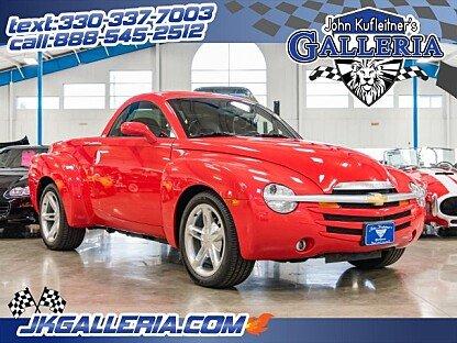 2003 Chevrolet SSR for sale 101055092