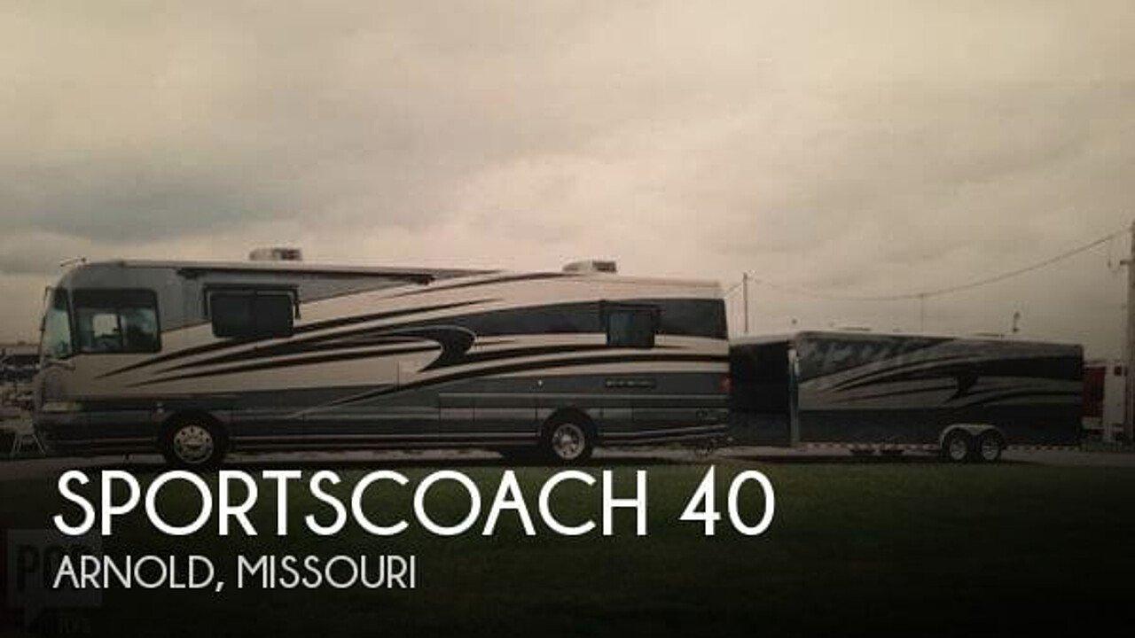 2003 Coachmen Sportscoach for sale 300167616