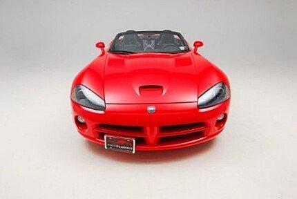 2003 Dodge Viper SRT-10 Convertible for sale 100822152