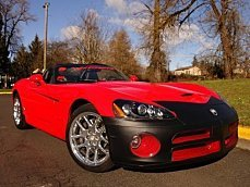 2003 Dodge Viper SRT-10 Convertible for sale 100852724