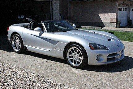 2003 Dodge Viper for sale 100890279