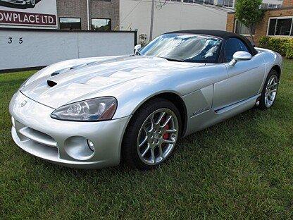 2003 Dodge Viper for sale 100900999