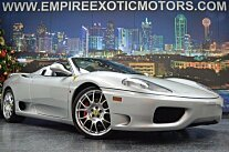 2003 Ferrari 360 Spider for sale 100724876