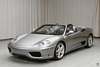 2003 Ferrari 360 for sale 100773437