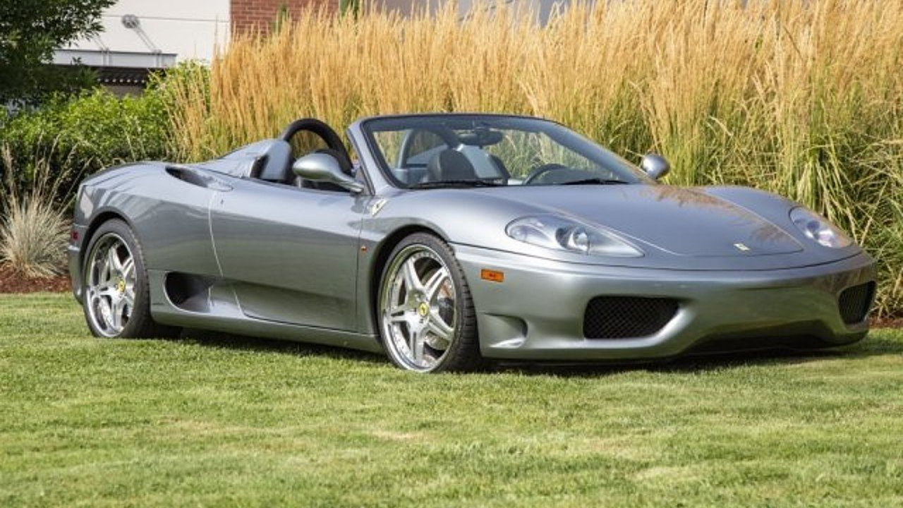 2003 Ferrari 360 Spider for sale 100996089
