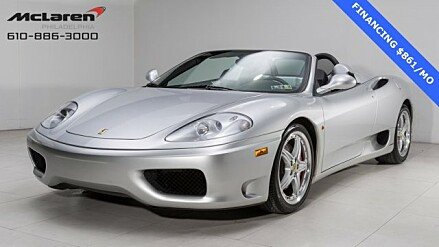 2003 Ferrari 360 Spider for sale 100857971