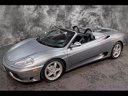2003 Ferrari 360 Spider for sale 100876864