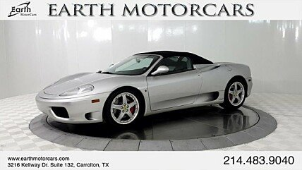 2003 Ferrari 360 Spider for sale 100881634