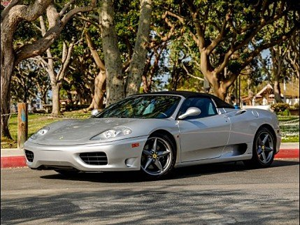 2003 Ferrari 360 Spider for sale 100973828