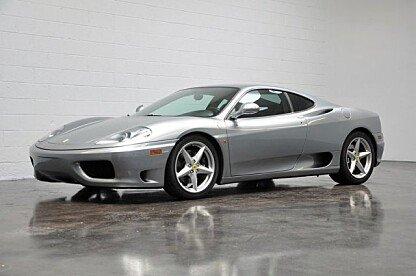 2003 Ferrari 360 Modena for sale 100987927