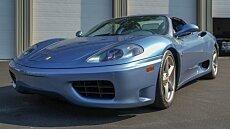 2003 Ferrari 360 Spider for sale 101042348