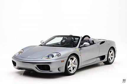 2003 Ferrari 360 for sale 100773437