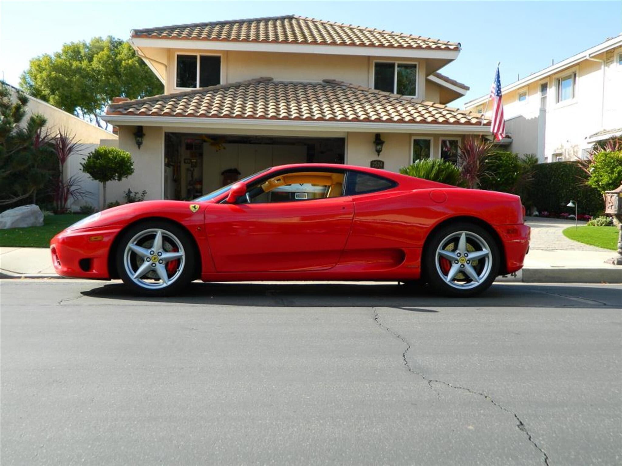 2003 Ferrari 360 For Sale 100835967