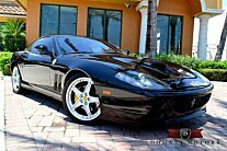 2003 Ferrari 575M Maranello for sale 100770346