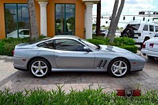 2003 Ferrari 575M Maranello for sale 100761019