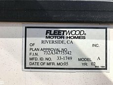 2003 Fleetwood Flair for sale 300159306