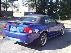 2003 Ford Mustang GT Convertible for sale 100722306