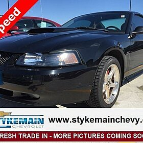 2003 Ford Mustang GT Coupe for sale 100756190