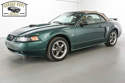 2003 Ford Mustang GT Convertible for sale 100839040
