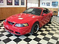2003 Ford Mustang Cobra Convertible for sale 100855966