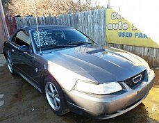 2003 Ford Mustang Convertible for sale 100749703