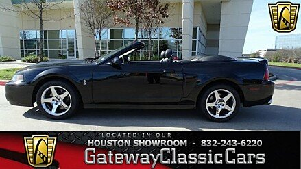 2003 Ford Mustang Cobra Convertible for sale 100839884