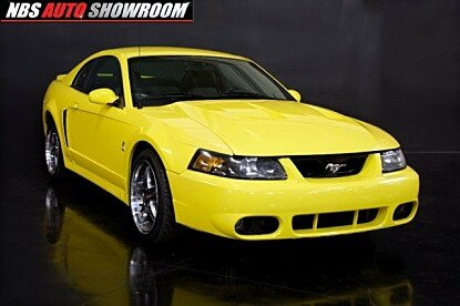 2003 Ford Mustang Cobra Coupe for sale 100842974