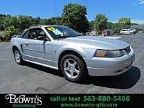 2003 Ford Mustang Convertible for sale 100877334