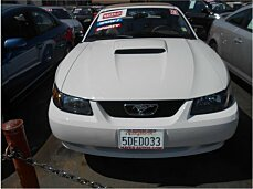 2003 Ford Mustang GT Convertible for sale 100886213