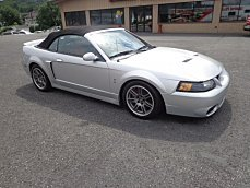 2003 Ford Mustang Cobra Convertible for sale 100894703