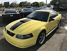 2003 Ford Mustang Mach 1 Coupe for sale 100905352