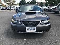 2003 Ford Mustang GT Convertible for sale 100906686