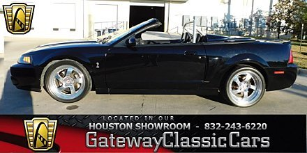 2003 Ford Mustang Cobra Convertible for sale 100921207