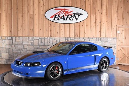 2003 Ford Mustang Mach 1 Coupe for sale 100925240