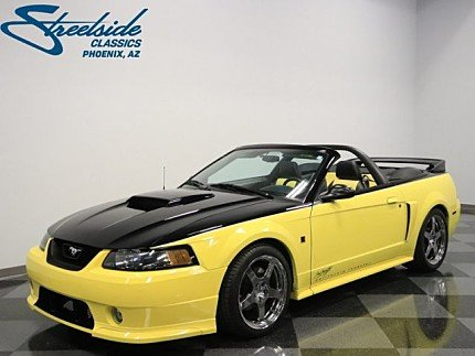 2003 Ford Mustang GT Convertible for sale 100931661