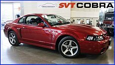 2003 Ford Mustang Cobra Coupe for sale 100946204