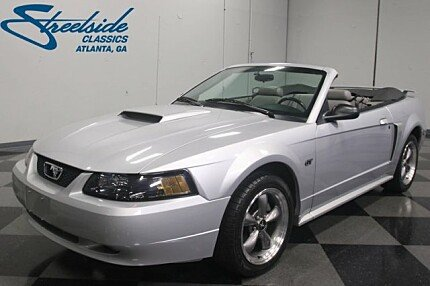 2003 Ford Mustang GT Convertible for sale 100957254