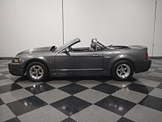 2003 Ford Mustang Cobra Convertible for sale 100957440