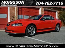 2003 Ford Mustang Mach 1 Coupe for sale 100959762
